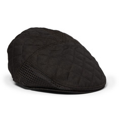 Etro Lightly-Quilted Flat Cap
