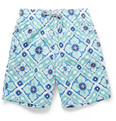 Vilebrequin - Okoa Long-Length Printed Swim Shorts