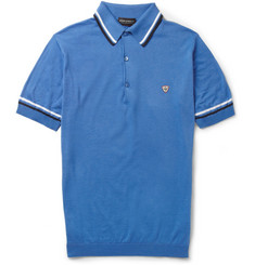 John Smedley Cambourne Sea Island Cotton Polo Shirt