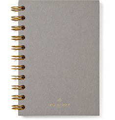 Mulberry A6 Ruled-Paper Notebook Refill
