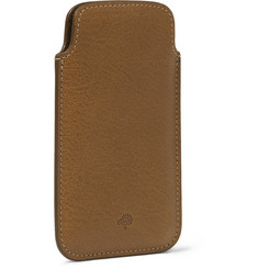 Mulberry Full-Grain Leather iPhone 5 Sleeve