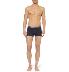 Derek Rose Band Cotton-Blend Boxer Briefs