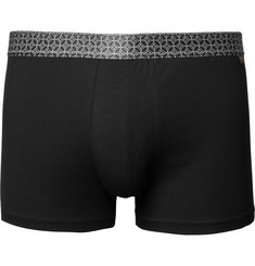 Derek Rose Pima Cotton-Blend Boxer Briefs