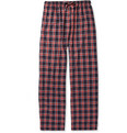 Derek Rose - Ranga Plaid Cotton Pyjama Trousers