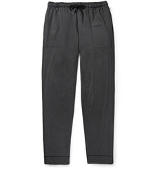 Derek Rose Barny Cotton-Jersey Lounge Trousers
