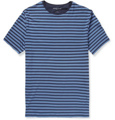 Derek Rose Dylan Striped Micromodal-Blend T-Shirt