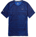 Nike - Printed Dri-Fit Running T-Shirt