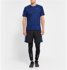 Nike Printed Dri-Fit Running T-Shirt