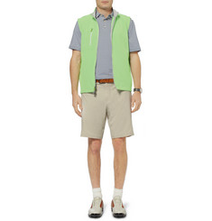 Peter Millar Seville Lightweight Sleeveless Jersey Golf Jacket