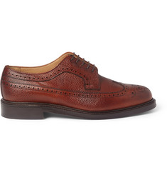 Cheaney Romney Full-Grain Leather Brogues