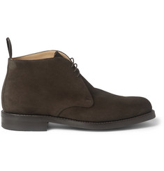Cheaney Jackie III Suede Desert Boots