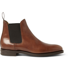 John Lobb Misty Leather Chelsea Boots