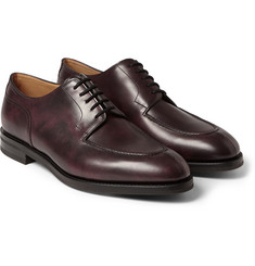 John Lobb Chambord II Leather Derby Shoes