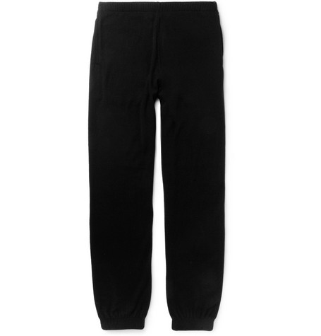 John Smedley Milan Knitted Cashmere Sweatpants