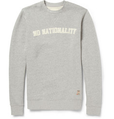 NN.07 Brighton Loopback Cotton-Jersey Sweatshirt
