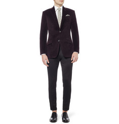 Richard James Slim-Fit Corduroy Suit Jacket