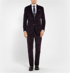 Richard James Regular-Fit Corduroy Suit Trousers
