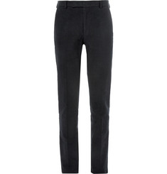 Richard James Slim-Fit Moleskin Trousers