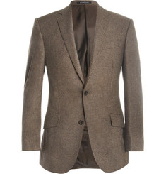 Richard James Houndstooth Wool Blazer