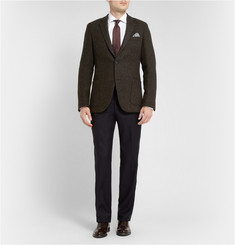 Richard James Wool-Tweed Blazer