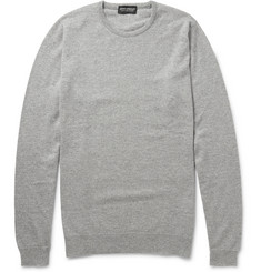 John Smedley Quelly Fine-Knit Cashmere Sweater