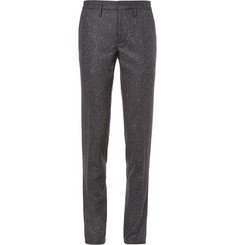 Incotex Slim-Fit Donegal Wool Trousers