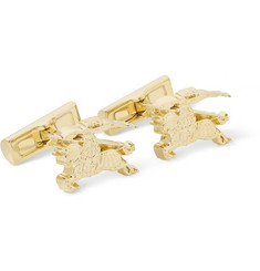 Burberry Shoes & Accessories Prorsum Horse Metal Cufflinks