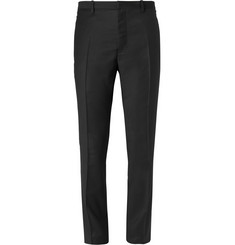 Jil Sander Wool and Cashmere-Blend Trousers