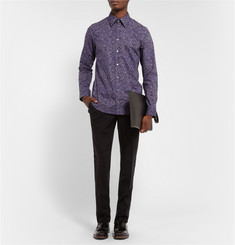 Jil Sander Printed Cotton Shirt