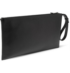 Jil Sander Medium Leather Pouch