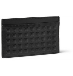 Balenciaga Studded Leather Cardholder