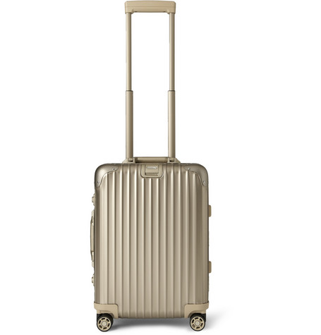 Rimowa Topas Titanium 56cm Carry-On Case