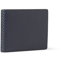 Alfred Dunhill Chassis Leather Billfold Wallet