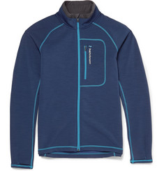 Peak Performance Heli Zipped Jersey Lightweight Jacket