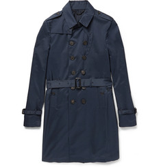 Burberry Prorsum Lightweight Silk Trench Coat