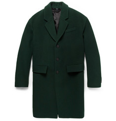 Burberry Prorsum Wool and Cashmere-Blend Overcoat