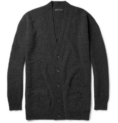 Burberry Prorsum Wool and Cashmere-Blend Cardigan