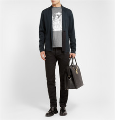 Burberry Prorsum London-Print Cotton-Jersey T-Shirt
