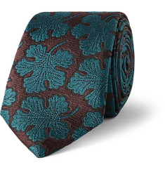 Burberry Prorsum Patterned Silk Tie