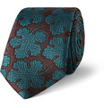 Burberry Prorsum - Patterned Silk Tie