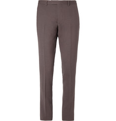 Gucci Pleat-Front Wool-Blend Trousers