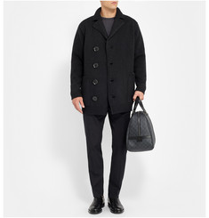 Gucci Oversized Wool-Blend Cardigan