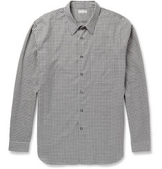 Margaret Howell Gingham Cotton-Flannel Shirt