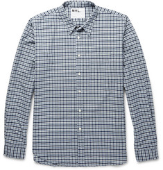 Margaret Howell Checked Cotton Shirt