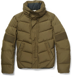 Wooyoungmi Packaway-Hood Quilted Jacket