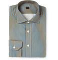 MP Massimo Piombo - Striped Cotton Shirt