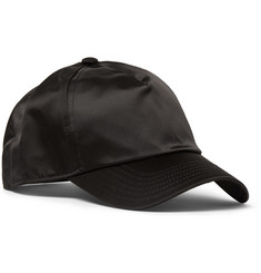 Acne Studios Calis Satin Baseball Cap