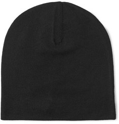 Acne Studios Nils Ribbed Wool Beanie Hat