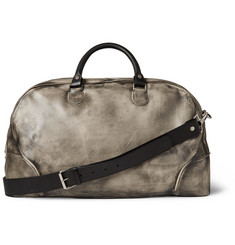 Maison Martin Margiela Distressed Leather Holdall