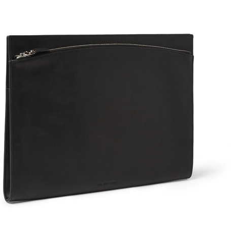 Maison Martin Margiela Leather Document Holder